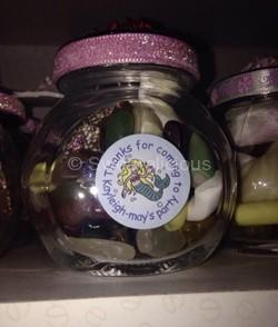 Birthday Sweet Jars (Personalised)