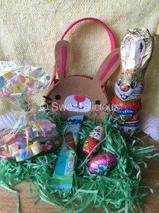 Chocolate Bunny Bags