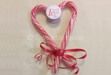 Wedding Candy Canes
