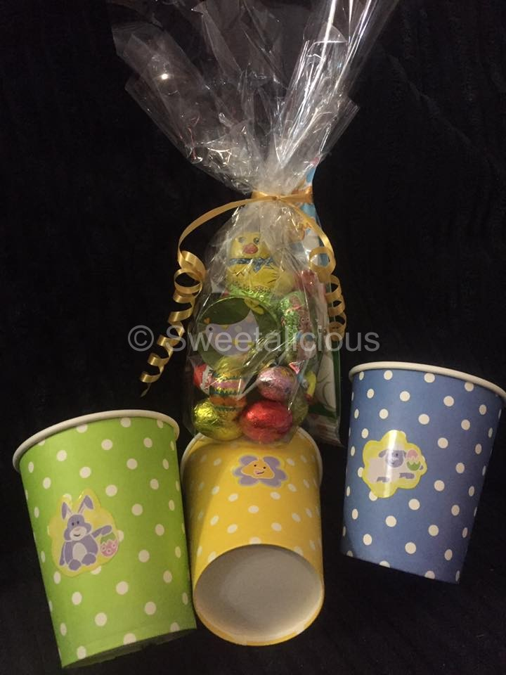 Little Chocky Cups
