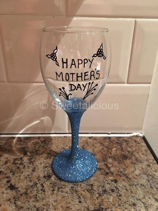 Mothers Day Glass 8
