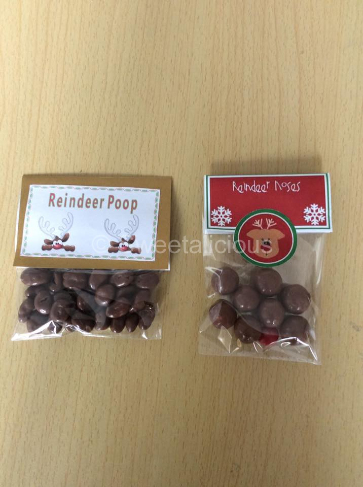 Reindeer Poop and Noses