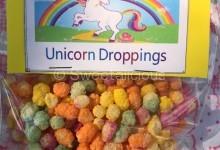Unicorn Droppings