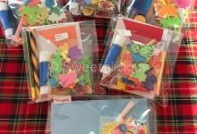 Christmas Card/Letter Make Lucky Bag