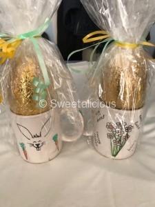 Easter Egg Mugs
